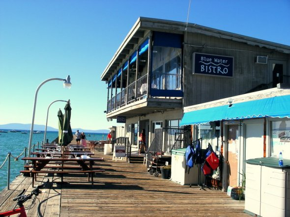 Bluewater Bistro in South Lake Tahoe, California
