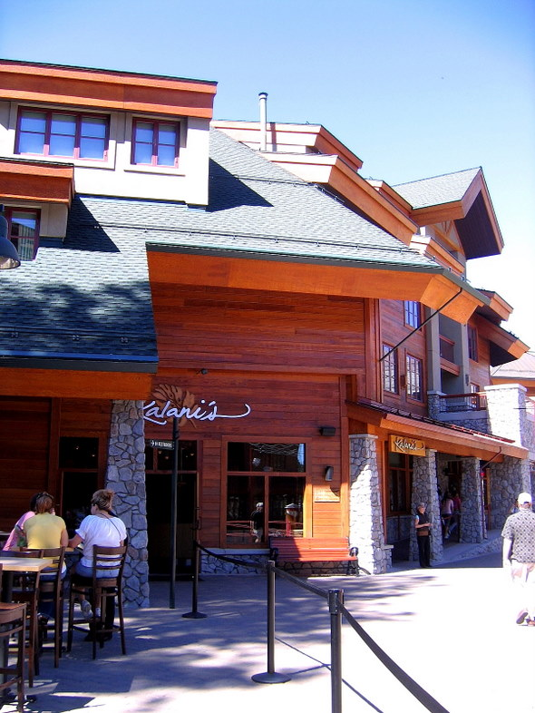 South Lake Tahoe Seafood Restaurants