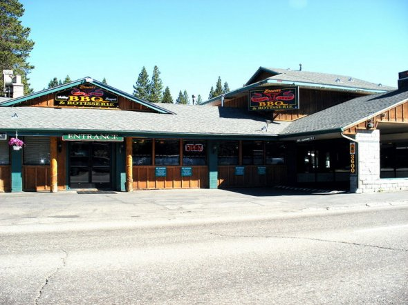 Brewer's Branding Iron BBQ & Rotisserie in South Lake Tahoe, California