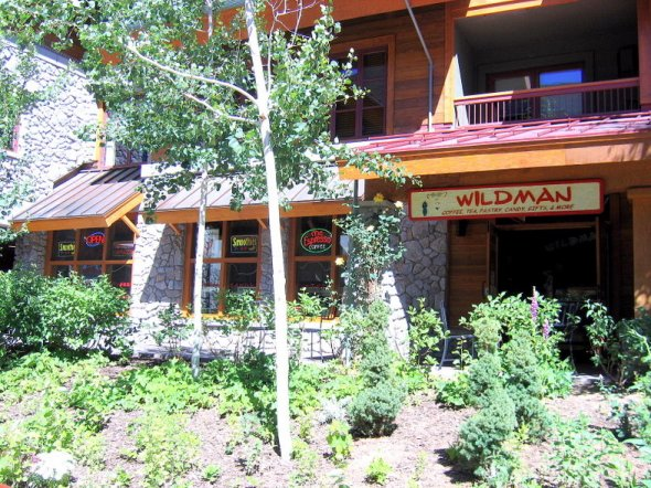 Wild Man Coffee Tea & More in South Lake Tahoe, California
