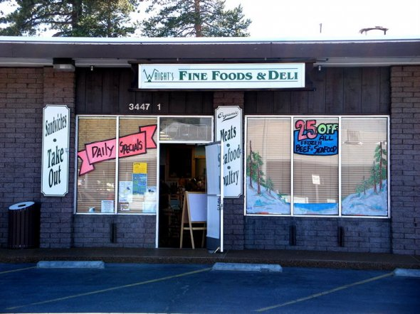 Wright's Fine Foods & Deli in South Lake Tahoe, California