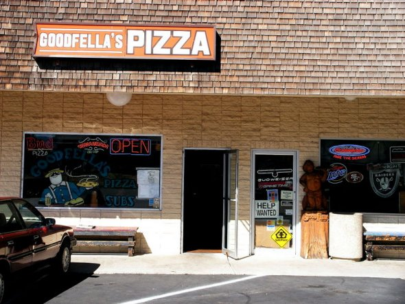 Goodfellas Pizza in South Lake Tahoe, California