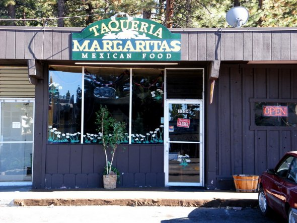 Taqueria Margarita's in South Lake Tahoe, California