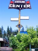 Stateline Medical Center‎ sign near Lakeside Inn & Casino‎ in South Lake Tahoe, CA